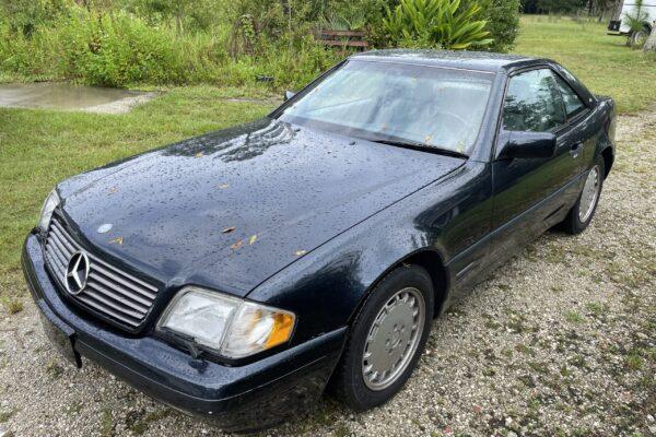 1996 Mercedes